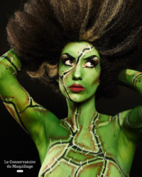 photo body painting