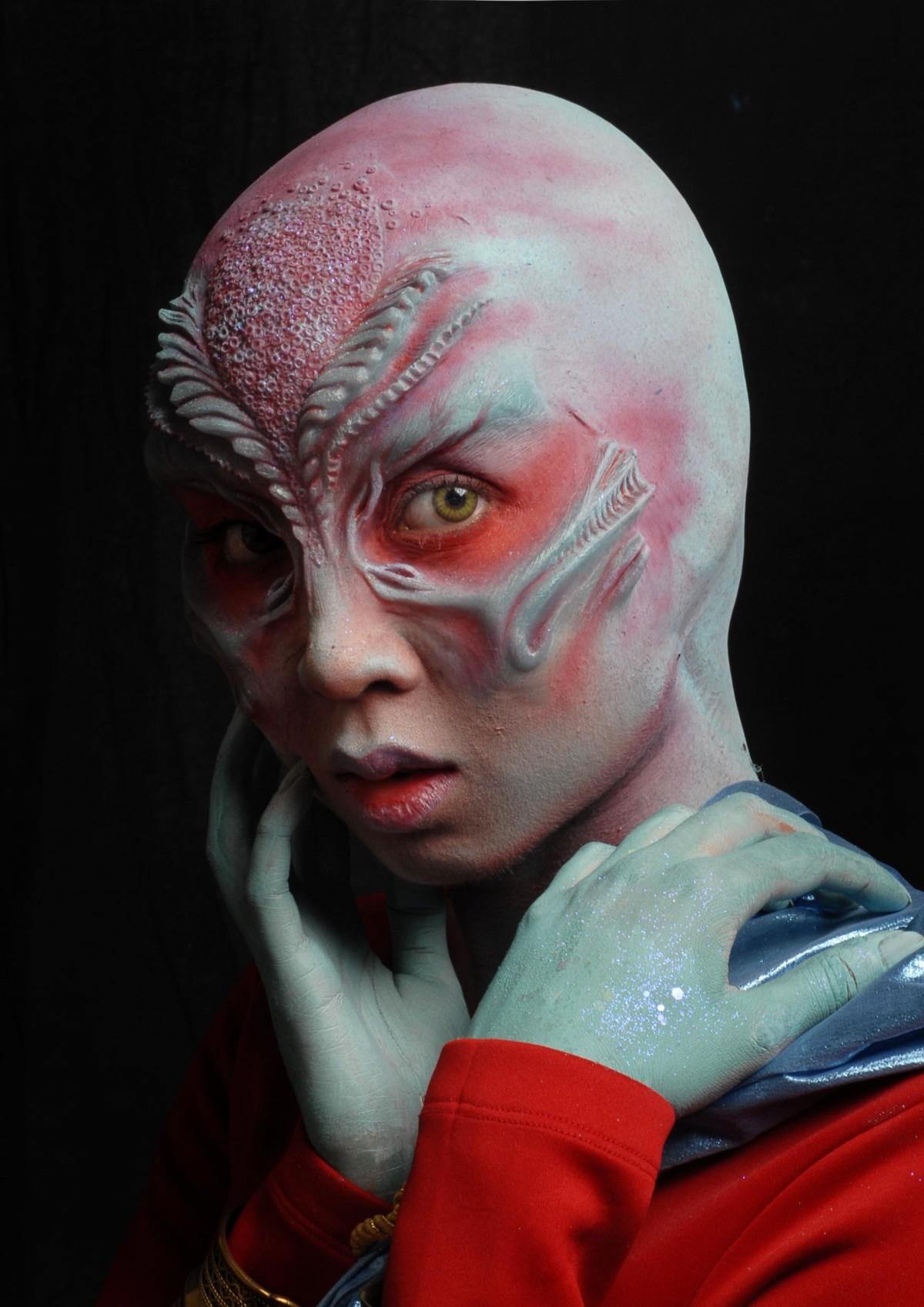Ecole de maquillage artistique effets spéciaux
