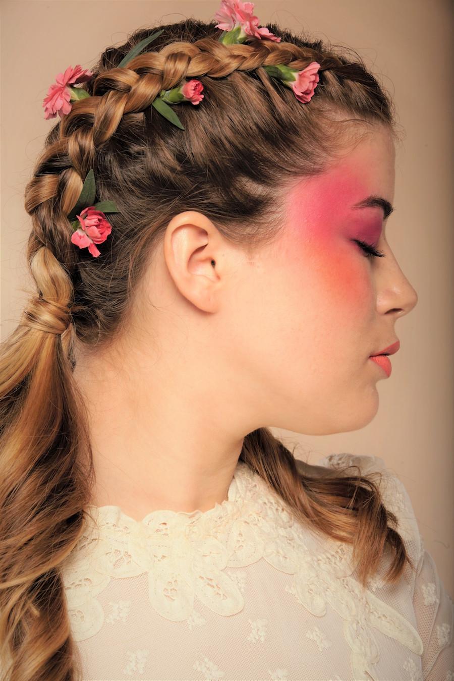 Formation coiffure de mariée
