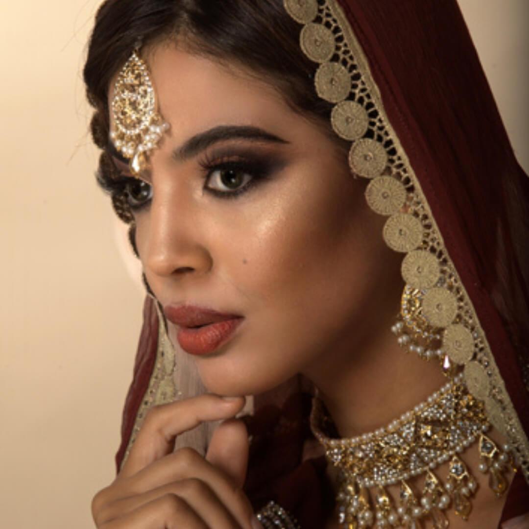 cours particulier maquillage de mariée