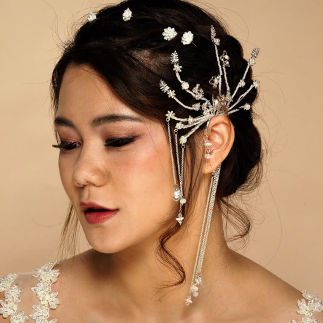 Formation maquillage de mariée