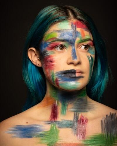 Formation maquilleur artistique professionnel 10 mois option effets spéciaux