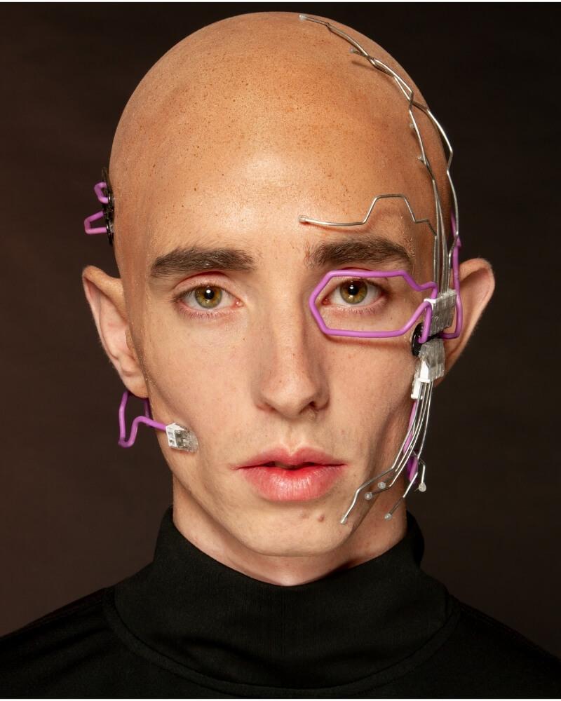 Maquillage cinéma - exemple 14