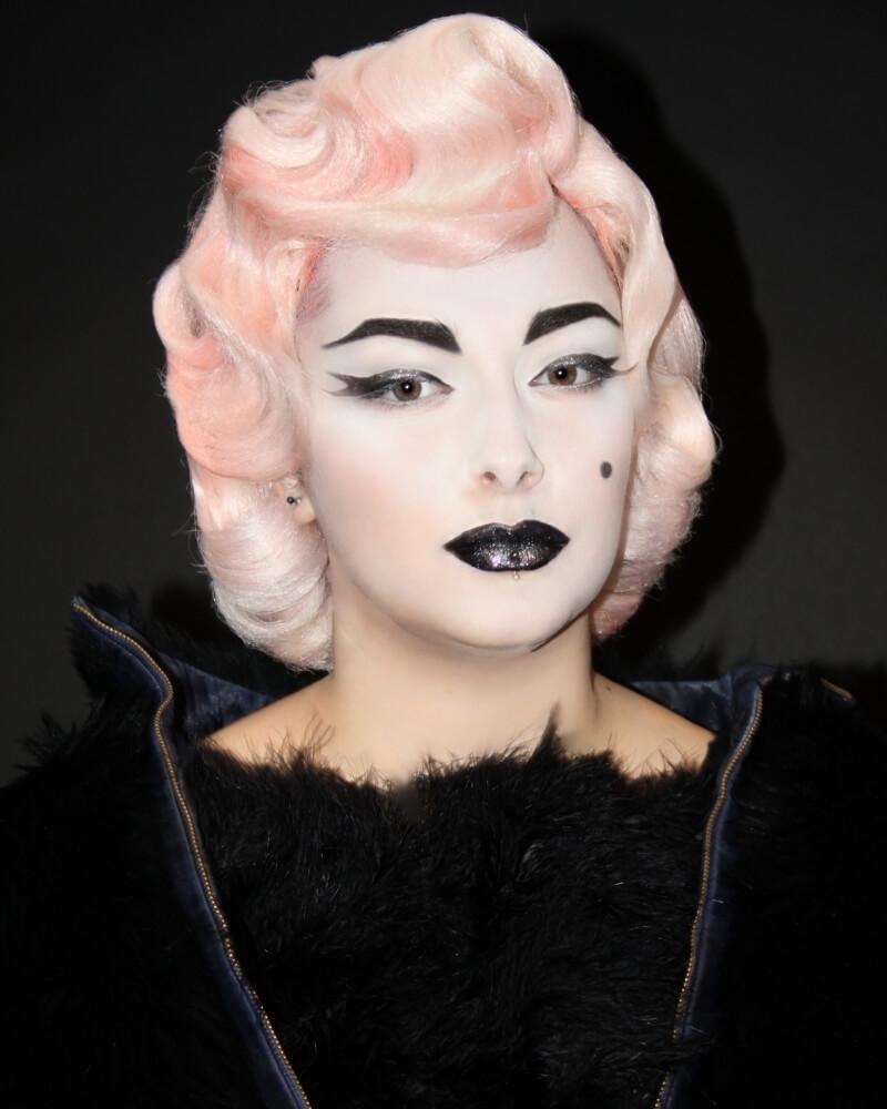 Maquillage cinéma - exemple 15