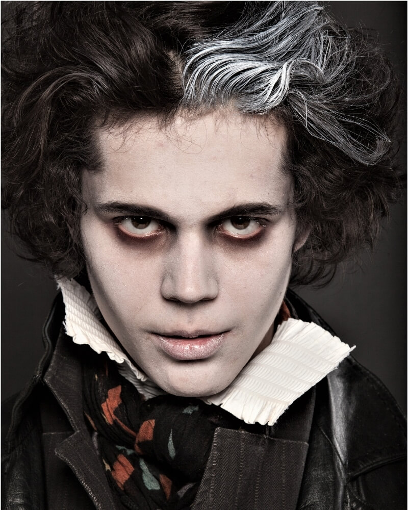Maquillage cinéma - exemple 17