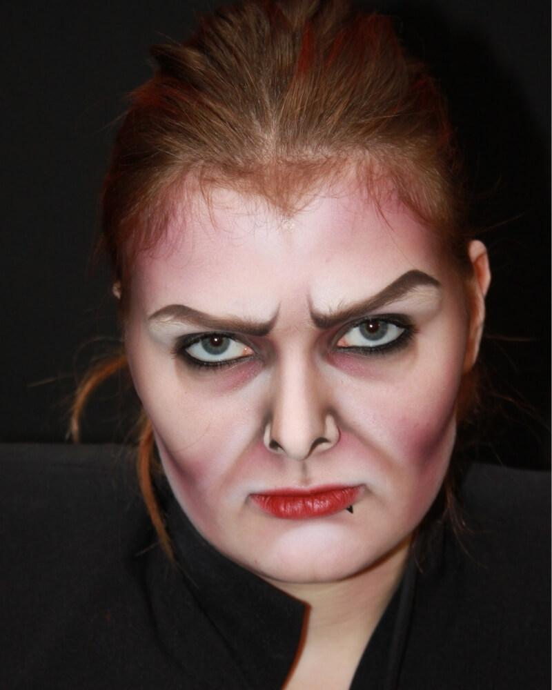 Maquillage cinéma - exemple 20
