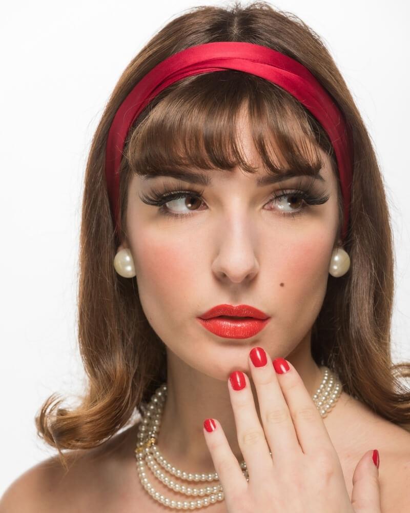 Maquillage cinéma - exemple 7